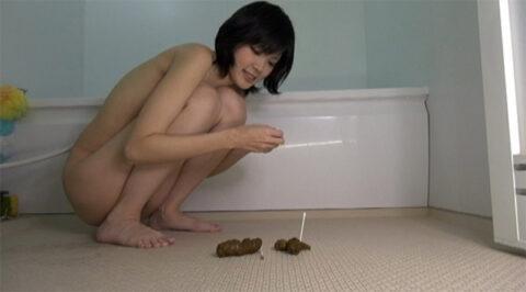 【優木りょう】普通のOLだけど美脚モデルの副業をしながら異常脱糞の性癖あり。